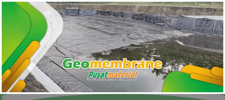 Perusahaan distributor Geomembrane di Indonesia