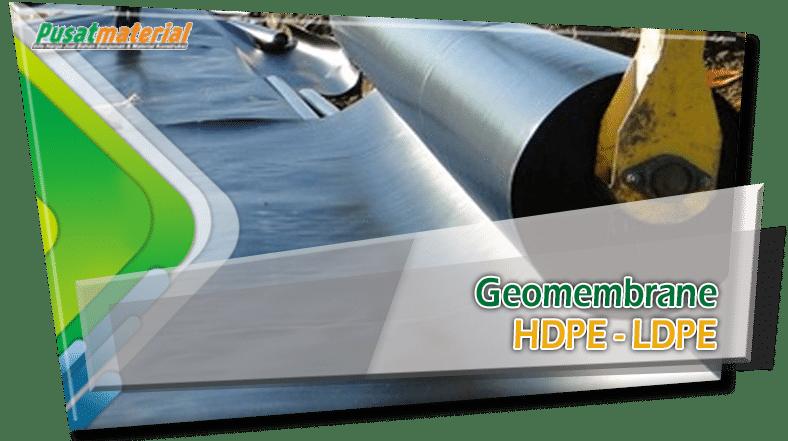 Distibutor Pabrik Geomembrane di Indonesia