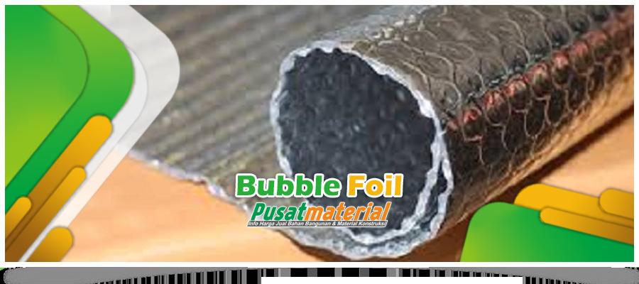 Jual Alumunium Foil Bubble 4mm X 1.2m X 25m