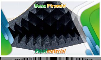 Busa peredam suara piramid acoustic foam - aJual Busa Piramid Busa Kedap Suara Harga Murah