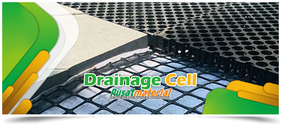 Drainage Cell | Harga Drainage Cell | Jual Drainage Cell - Jual Drainage Cell Per Pcs 50x50 cm