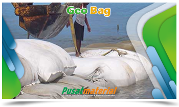 Geobag – Geotextile - Jual Geobag Karung Pasir Ukuran Custom