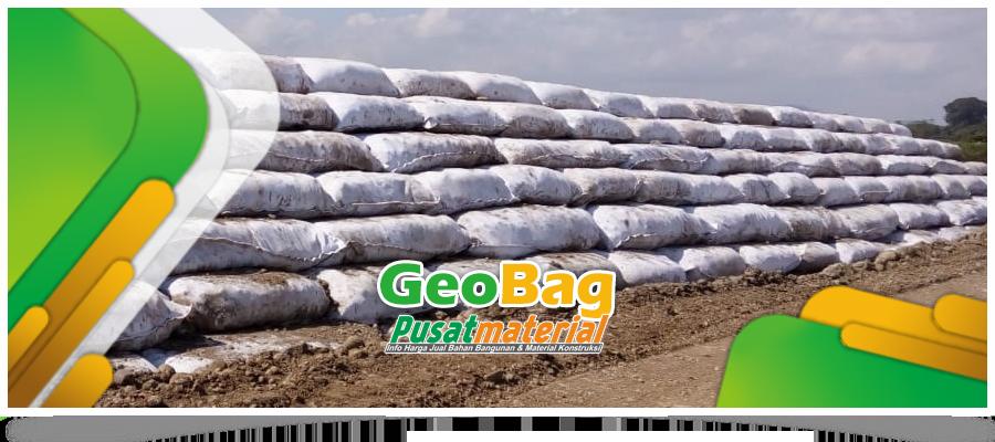 Jual Geobag Geotekstil Geotextile - Jual Geobag Sand Bag Semua Ukuran