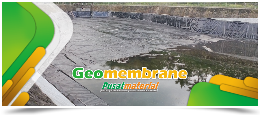Jual Geomembrane HDPE - Jual Geomembrane HDPE & LDPE