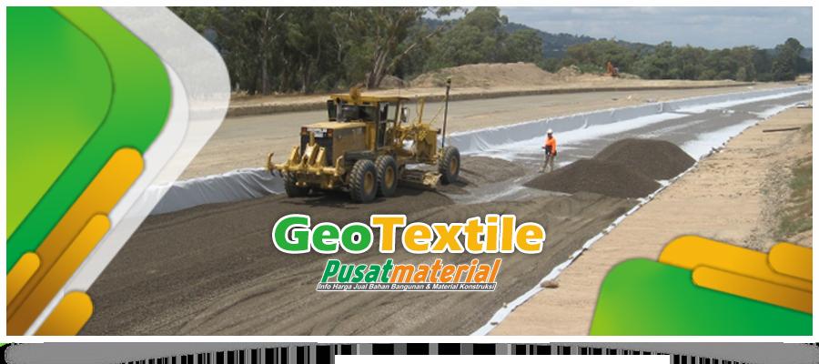 Jual Geotextile Woven Geotekstil Harga - Jual Geotextile Woven 150 gram sampai 250 gsm