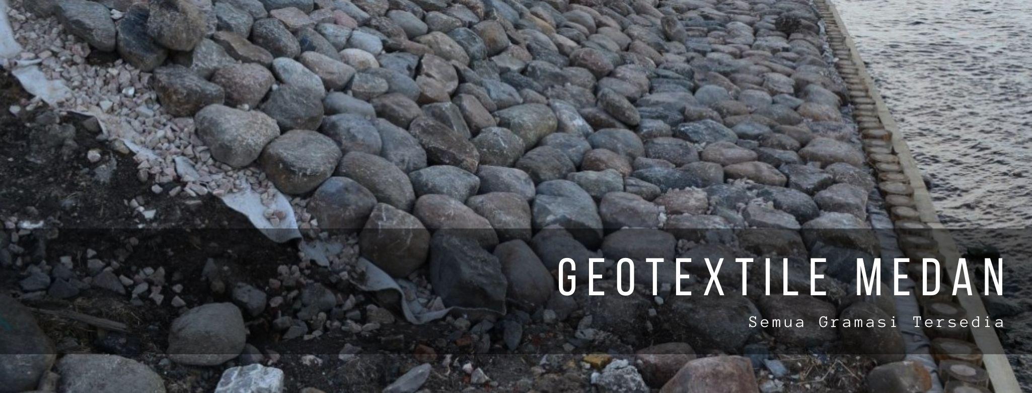 Geotextile Medan, Semua Gramasi Tersedia