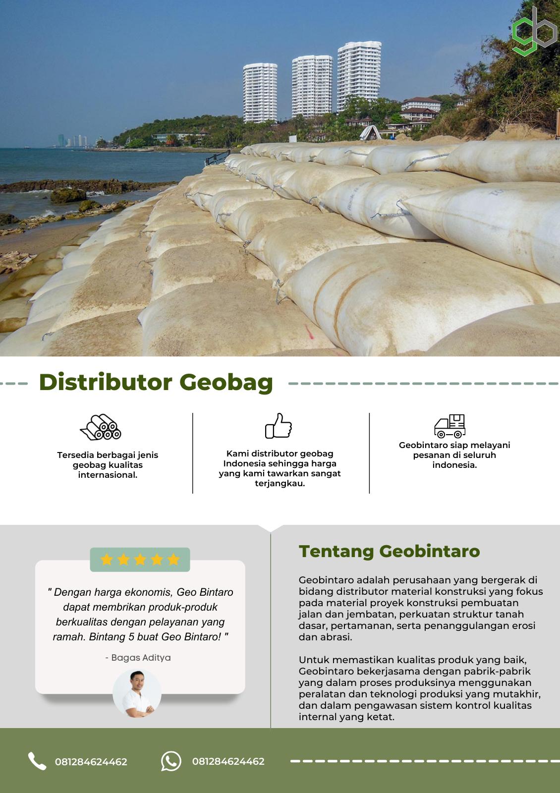 Distributor Geobag