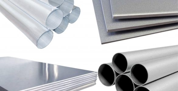 Aluminium Pipa & Plat Spesifikasi Ukuran & Harga