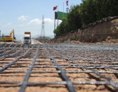Fungsi Biaxial Geogrid pada Proyek Sipil