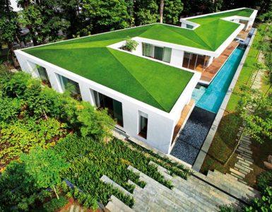 Penggunaan Drainage Cell Untuk Taman